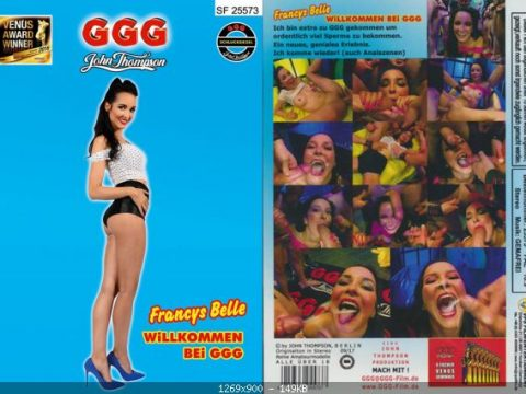 GGG Francys Belle - Welcome To GGG