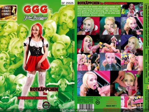 GGG Rotkappchen im Spermadschungel Red Riding Hood in the Sperm Forest